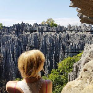 Backpacking Madagaskar
