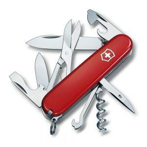 Geschenkideen für Reisende Victorinox Climber Original Schweizer Taschenmesser