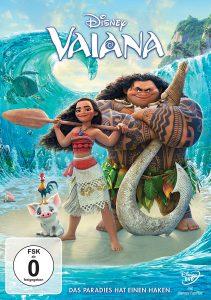 Die besten Reise- und Abenteuerfilme Vaiana Disney Paradies