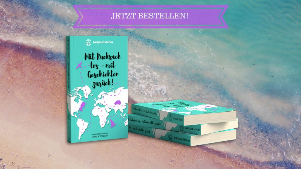 Das Backpack Stories Buch