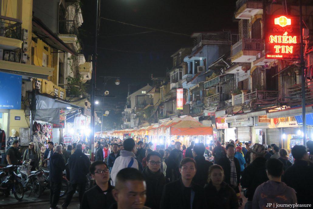 Hanoi – Night Market