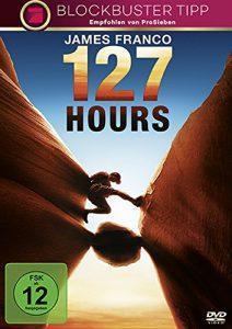 Die besten Reise- und Abenteuerfilme 127 Hours James Franco