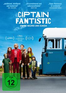 Die besten Reise- und Abenteuerfilme Captain Fantastic Wildnis Viggo Mortensen