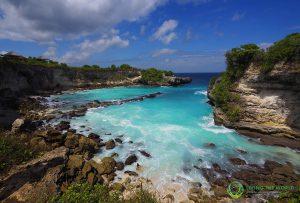 2017 Reisehighlights von Reisebloggern Nusa Ceningan Indonesien Blue Lagoon