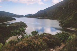 2017 Reisehighlights von Reisebloggern Lagoa do Fogo São Miguel