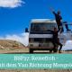 Reisefroh Van Richtung Mongolei
