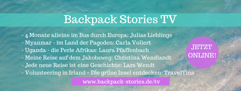 Backpack Stories TV